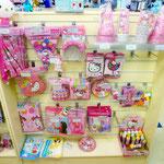 Коллекция товаров для праздника: «Хелло Китти»
