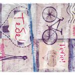 1-20-0570 Конверты Тебе Париж, 10 шт. #61347