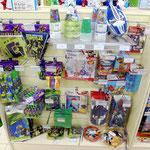 Коллекция товаров для праздника: «Черепашки Ниндзя». «Трансформеры»