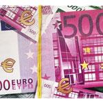 1-20-0559 Конверты 500 евро, 10 шт. #61345