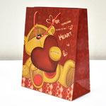 арт. 1362-3L Пакет для подарков Для близкого моему сердцу 26*32*12 см. Оптовая цена 40 руб.