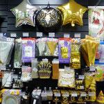 Коллекции товары для праздника: серебряная и золотая