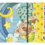 1-20-0696 Конверты с Рождением малыша, 10 шт. #61355
