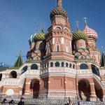 ワシリー寺院1560年イワン雷帝がトルコに勝利した記念に