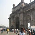 ムンバイのインド門