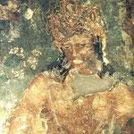 アジャンタ 金剛菩薩壁画