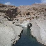 ワディ・バニィ・カリッド(静かに透明な水が流れる山の谷)