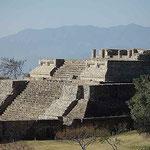 モンテアルバン遺跡BC500年頃