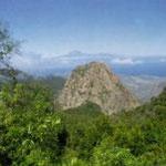 La Gomera Roque Agando
