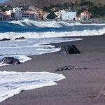 La Gomera Valle Gran Rey, Playa Calera