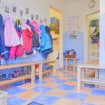 Kindertagesstätte Bengel & Engel gardrobe