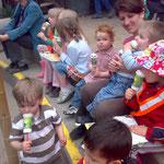 Kita im Zoo
