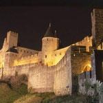 Франция, Город-крепость Каркассон.