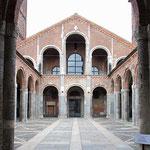 Базилика Сант-Амброджо. Милан