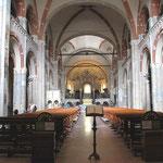 Базилика Сант-Амброджо. Милан.