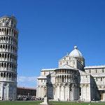 Пизанская башня. Италия.