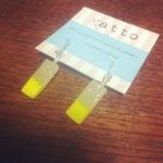 12candy series lemon ピアス