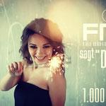 Kampagne: Vielen Dank für 1.000 FB-Follower
