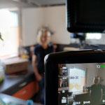 Videoshoot Promotionvideo Mirjam Hunger proWIN-Beraterin 29.05.2019   Foto by FMP