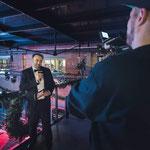 Videodreh CWS FIGHTNIGHT #6 - 14.12.2019   Foto by Harald Hentschel