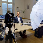 Videodreh Compexx Finanz Podcast - 20.09.2019 | Foto by FMP