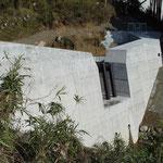 sediment control dams