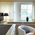 Neue, moderne Sprossenfenster