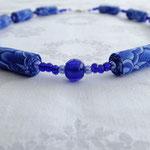 """KE1356, 52 cm, € 25,00 """"China Blue"""""""