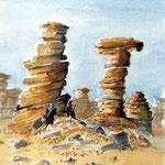 Algerie - Tassili des Adjers