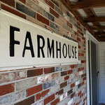 "Love our new @southernwithgrace ""Farmhouse"" sign"