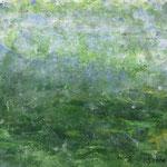 o.T. 50 x 40 cm Acryl auf Papier, © Irene Ehlers 2014
