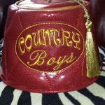 Custom fez for the country boys