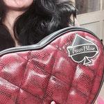 red snake love me bag