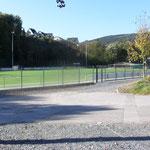 Ziel Sportplatz