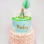 Peter Rabbit Cake, Haiiey 4 jaar, Taart Den Bosch