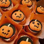 Halloween CupCake, Pumpkin Face CupCake, Cupcakes Den Bosch