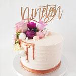 SweetTable Rose Gold, Red Velvet Cake, Roselynn, Sweettable Den Bosch