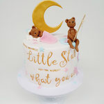 Sleep Tight, Babyshower Taart Den Bosch, Genderreveal Den Bosch