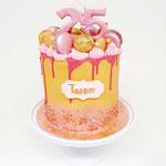 Emma's Golden Cake, Emma 25, Taart Den Bosch
