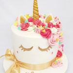 Unicorn Cake, Eliza, Taart Den Bosch
