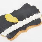 Great Gatsby Cookies,  Fondant Cookies, Koekjes Den Bosch
