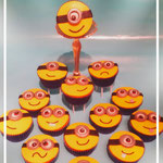 Minion CupCakes, CupCakes Den Bosch