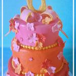 Vrolijke taart, Vienna, Taart Den Bosch