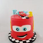 Cars taart, Emir, Taart Den Bosch