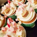 Candy Drip CupCake,Christmas CupCakes, CupCakes Den Bosch