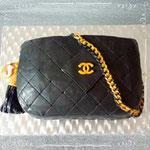 Chaneltas taart, Taart Den Bosch