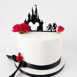 Disney Bruidstaart, Mandy en Vincent, Bruidstaart Den Bosch