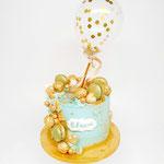 BirthdayCake de Luxe, Bloem 14, Taart Den Bosch