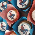 Spiderman CupCakes, CupCakes Den Bosch