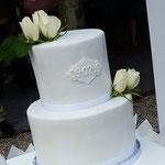 White WeddingCake,Naked Wedding Cake, bRamon en Floor, Bruidstaart 's-Hertogenbosch, bruidstaart den bosch